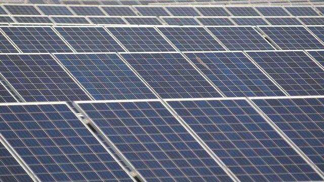 У Яворівському районі відкрили сонячну електростанцію