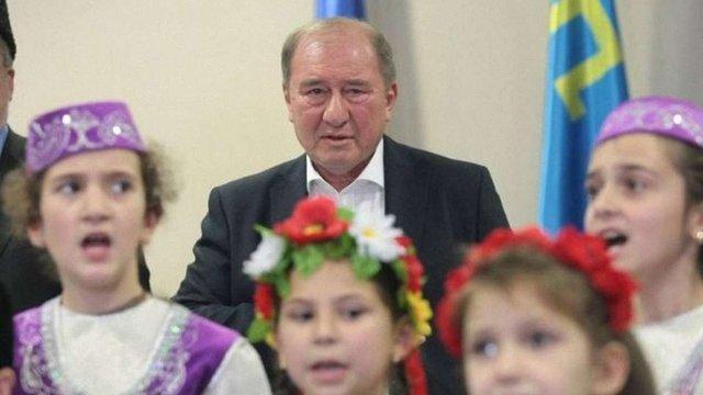 Звільнений Ільмі Умеров має намір зайнятися питанням статусу Криму та його деокупацією