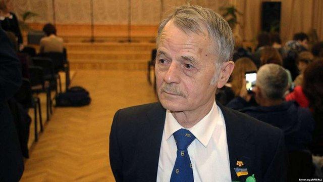 Мустафа Джемілєв повідомив, чому РФ погодилась звільнити Умерова та Чийгоза