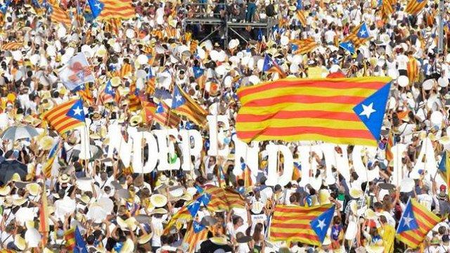 Парламент Каталонії проголосував за незалежність регіону