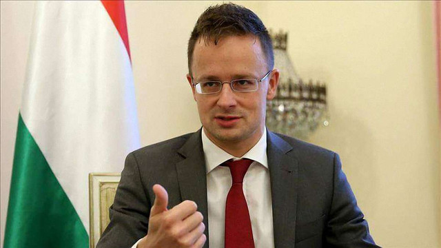 Угорщина заблокувала проведення засідання комісії «НАТО-Україна»
