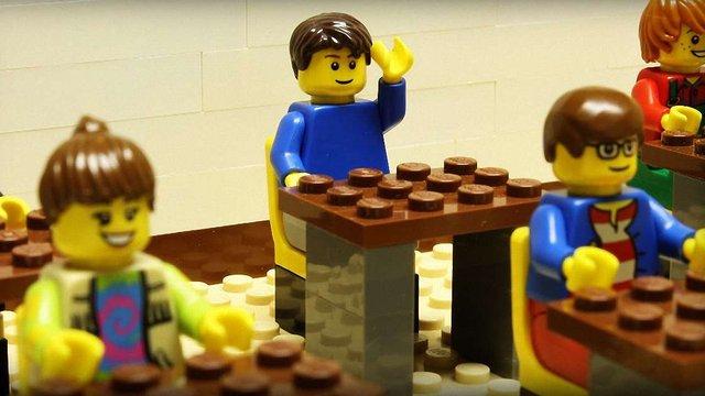 В Україні учні молодшої школи навчатимуться за методикою Lego