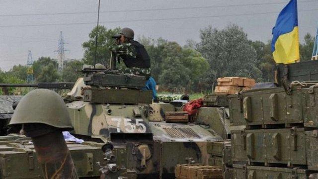 Небойові втрати серед військових становлять 10 тис. осіб, — Анатолій Матіос