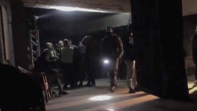 Поліція влаштувала нічну облаву на відвідувачів київського клубу Jugendhub