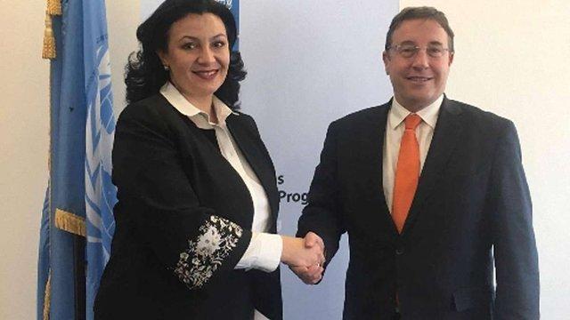 Представники ПР ООН відзначили позитивні перспективи розвитку української економіки