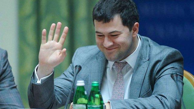 Мінфін оприлюднив докази порушень Насірова на посаді голови ДФС