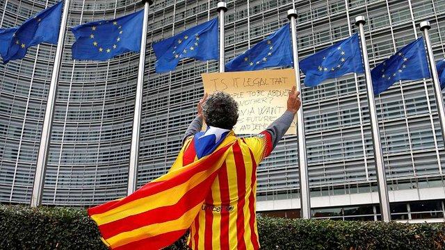 Голова Європарламенту виключив можливість визнання незалежності Каталонії