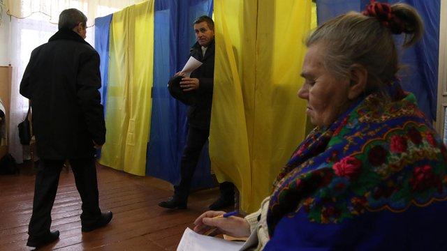 На Львівщині розпочалися перші вибори у восьми об'єднаних громадах