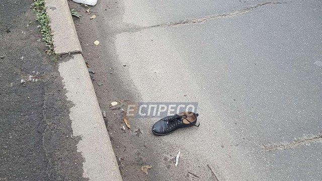 У ДТП у Києві пішохід загинув під колесами двох авто