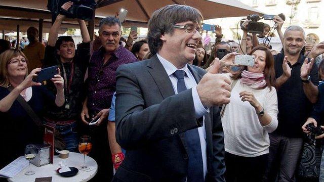 Бельгія заявила про готовність надати політичний притулок відстороненому лідеру Каталонії