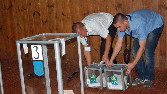 Спостерігачі ОПОРИ не помітили суттєвих порушень на місцевих виборах