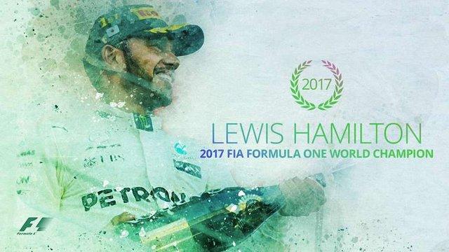 Льюїс Гемілтон став чемпіоном Формули-1 у сезоні 2017 року