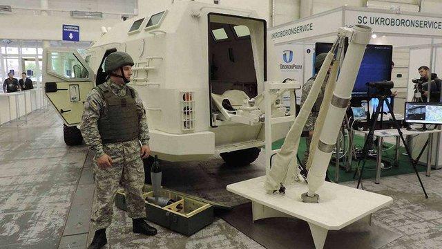 «Укроборонсервіс» представив новий автоматизований мінометний комплекс