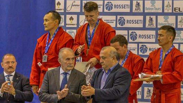 Викладач «Львівської Політехніки» став чемпіоном світу з самбо серед майстрів
