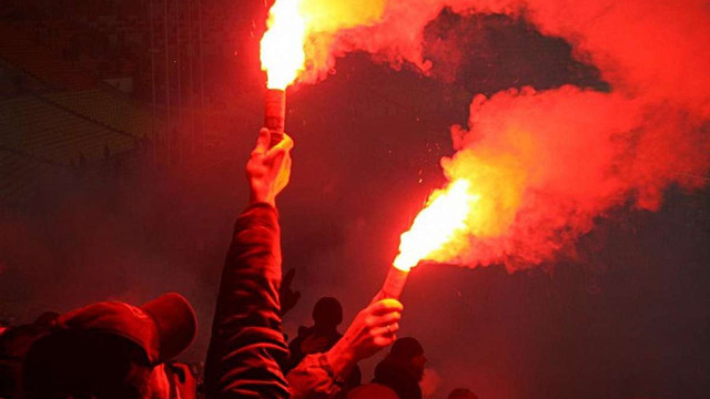 УЄФА оштрафував «Шахтар» за поведінку фанатів на матчі проти «Наполі»