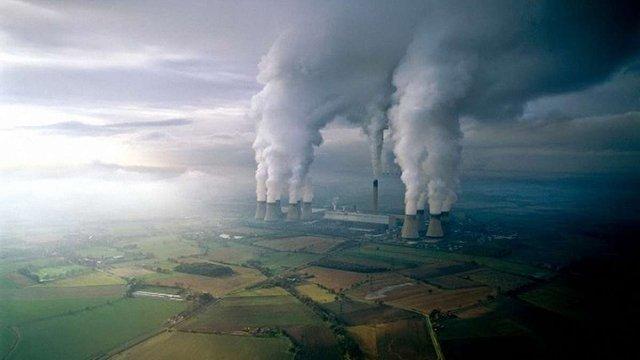 Рівень вуглекислого газу в атмосфері рекордно зріс 2016 року