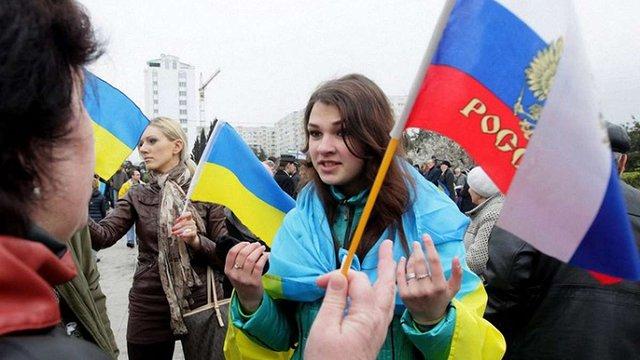 Росіяни стали краще ставитися до України, а українці гірше до Росії, – опитування