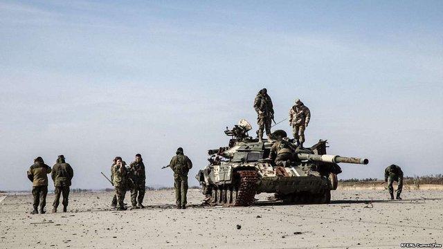 З'явився офіційний трейлер художнього фільму про оборону Донецького аеропорту