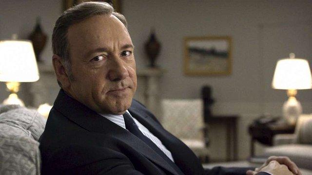 Netflix закриває серіал «Картковий будинок» після скандалу із Кевіном Спейсі