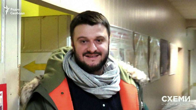 Прокуратура просить для сина Арсена Авакова ₴5 млн застави