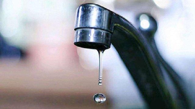 У четвер частина Личаківського району Львова буде тимчасово без води
