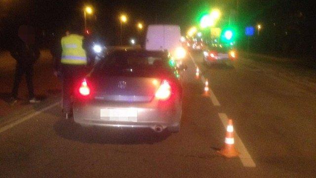 У Львові нетверезий водій вчинив дві ДТП протягом 15 хвилин