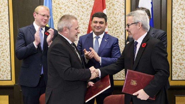 Україна і Канада  домовились про співпрацю в авіакосмічній сфері