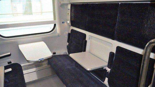 «Укрзалізниця» у листопаді запустить ще один потяг з вагонами-трансформерами