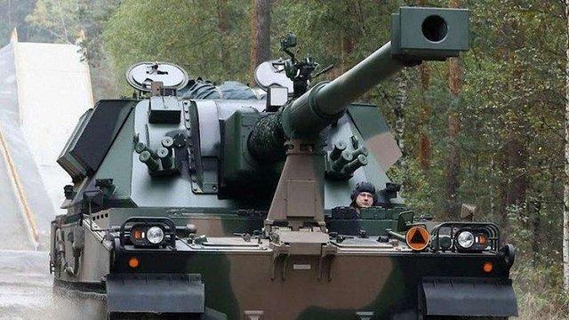 Україна хоче купити у Польщі самохідні артилерійські установки Krab