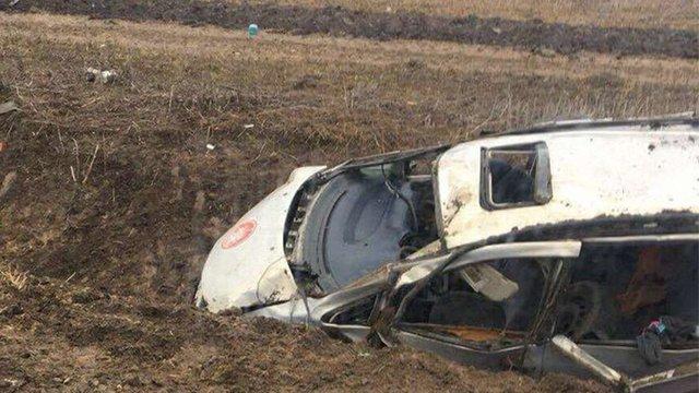 Внаслідок ДТП неподалік Львова загинули двоє підлітків