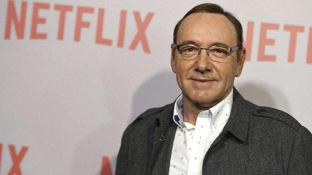 Netflix оголосила про припинення співпраці з актором Кевіном Спейсі
