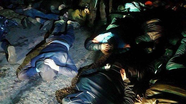 Поліція затримала 40 рейдерів при спробі захопити агропідприємство в Полтавській області