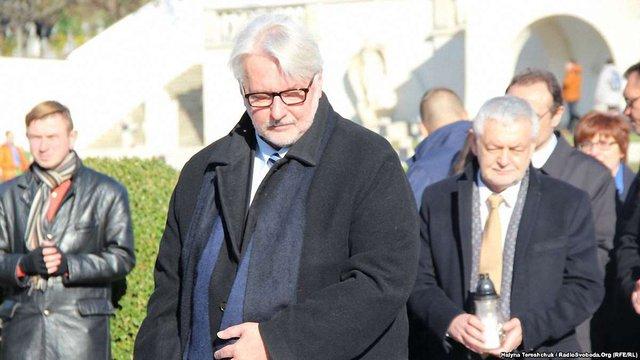 Голова МЗС Польщі демонстративно відмовився відвідати музей «Тюрма на Лонцького» у Львові