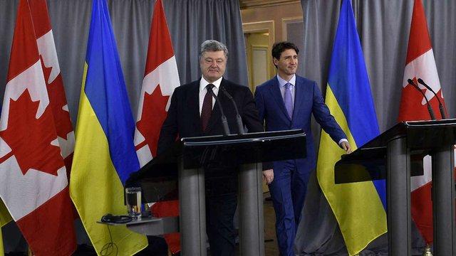 Україна може стати для канадських компаній виробничим хабом в Європі