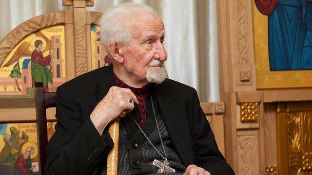 Помер єпископ-емерит УГКЦ Андрій Сапеляк