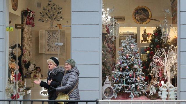 У Львові оголосили конкурс на найгарнішу різдвяну вітрину