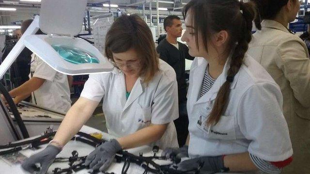 Fujikura має намір відкрити на Львівщині новий завод