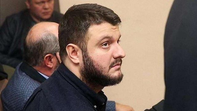 На сина Арсена Авакова наділи електронний браслет стеження