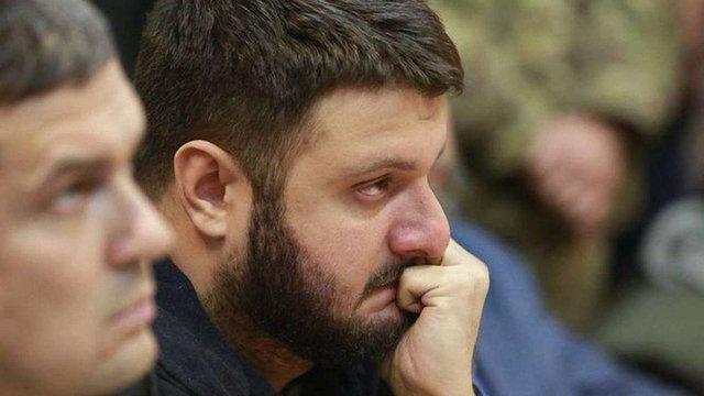 Київський суд арештував квартиру сина Арсена Авакова