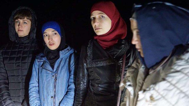 ФСБ відпустила жінок, затриманих на адміністративній межі з Кримом