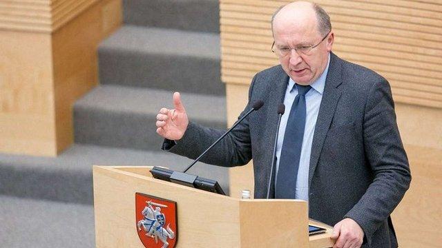 Депутати Сейму Литви закликали Угорщину припинити погрожувати Україні через освітній закон