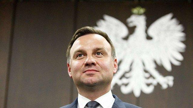 Президент Польщі має намір приїхати в Україну