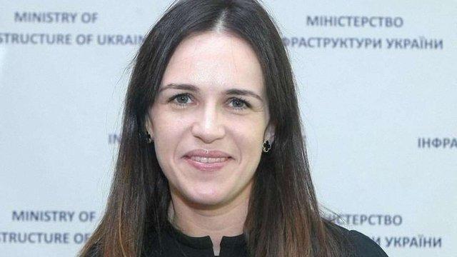 Заступниця міністра інфраструктури подала у відставку