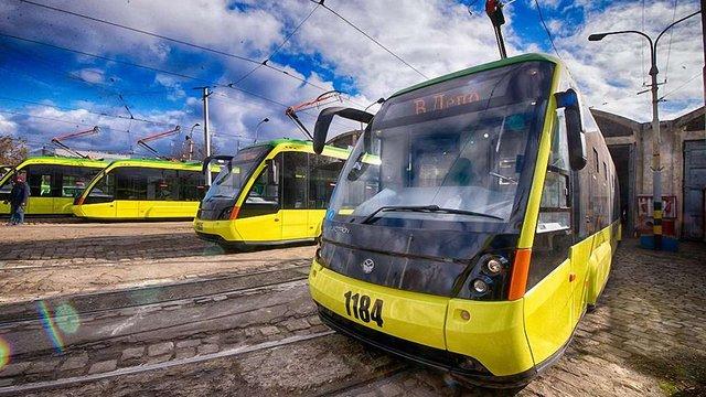 Львівська міськрада оприлюднила плани закупівлі нового транспорту у 2018 році