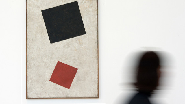 Відома картина Малевича з музею в Німеччині виявилася підробкою