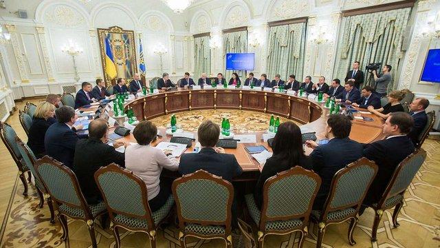 Порошенко анонсував запровадження системи безоплатної правової допомоги в Україні