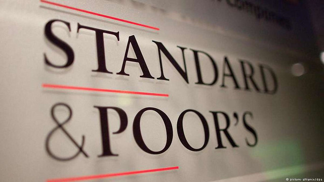 Міжнародна агенція S&P підтвердила рейтинг України зі стабільним прогнозом