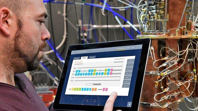 Компанія ІВМ створила найпотужніший у світі квантовий комп'ютер