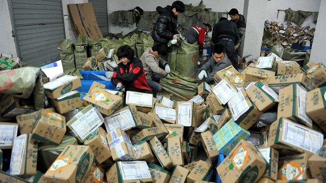 Онлайн-магазин Alibaba за добу продав в Китаї товарів на $25 млрд