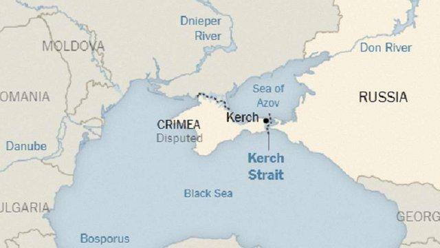 New York Times закликали виправити статтю, де Крим позначений спірною територією